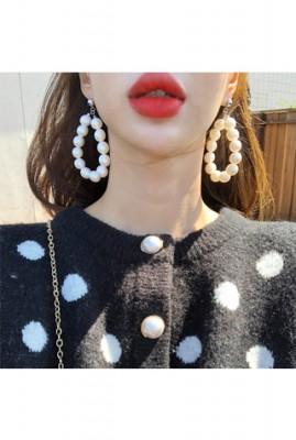 빅진주 - earring